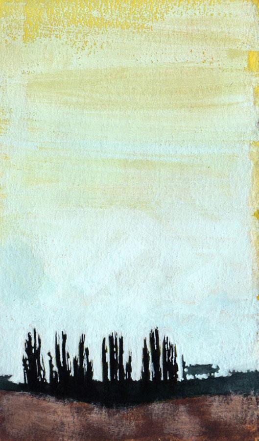 A Minimalist Landscape by CheiftainMaelgwyn