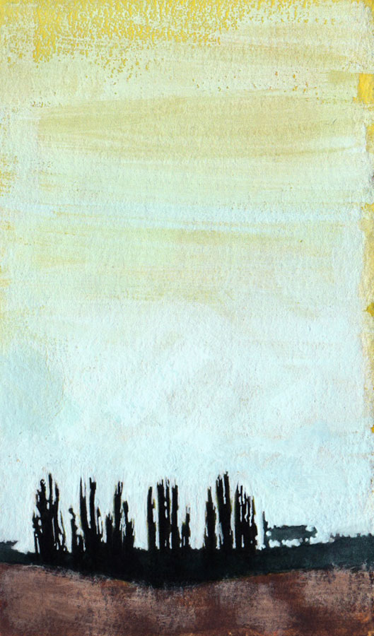 A minimalist landscape by cheiftainmaelgwyn on deviantart for Minimal art landscape