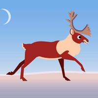 Reindeer Game Reindeer Run Cycle Final by CheiftainMaelgwyn