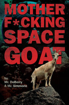 Space-Goat p001 Cover