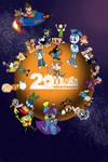 Nicktoons 20th Anniversary