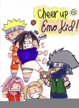 Cheer up emo kid :D