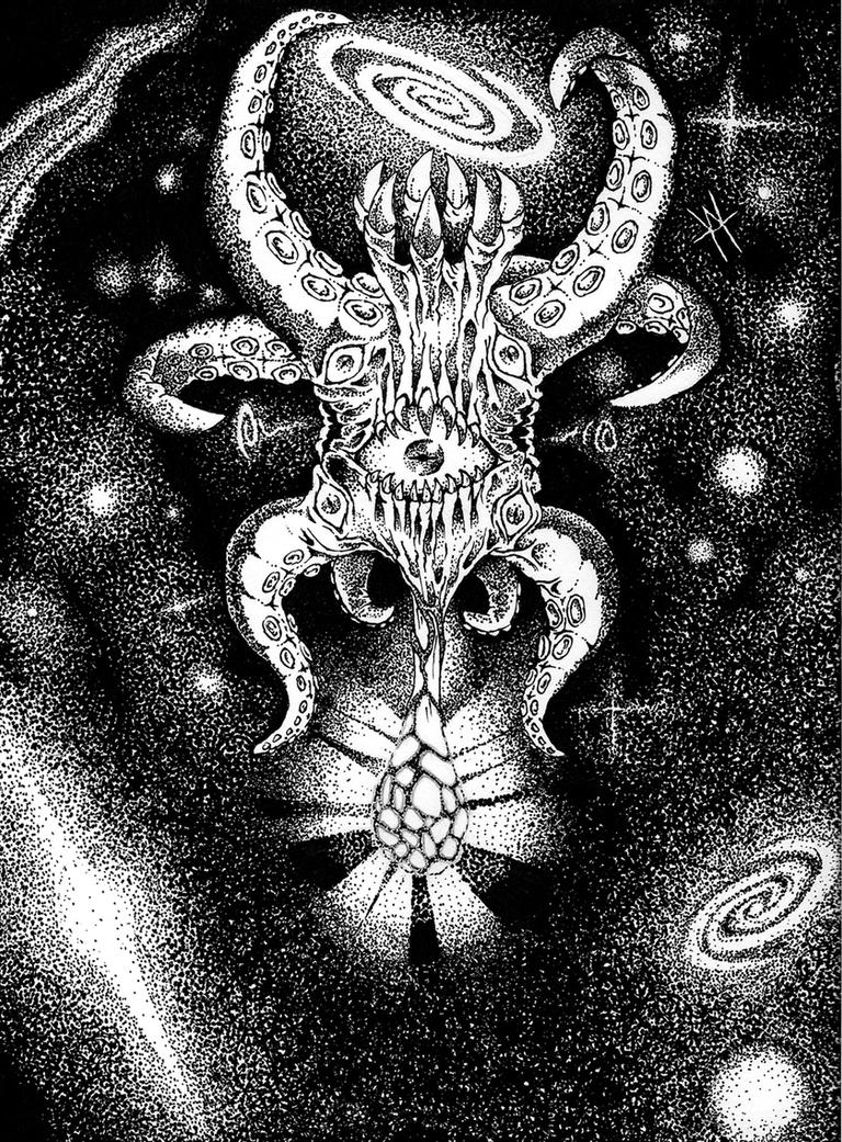 Azathoth by anthonyweber