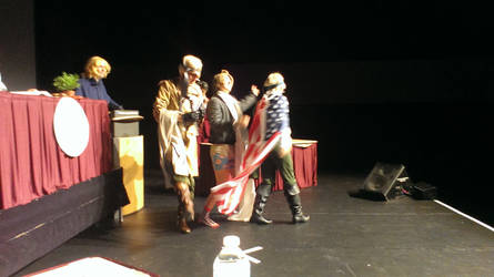 Otakuthon 2014 - Ace attorney turnabout part 1