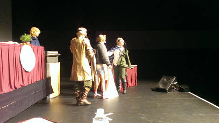 Otakuthon 2014 - Ace attorney turnabout part 3