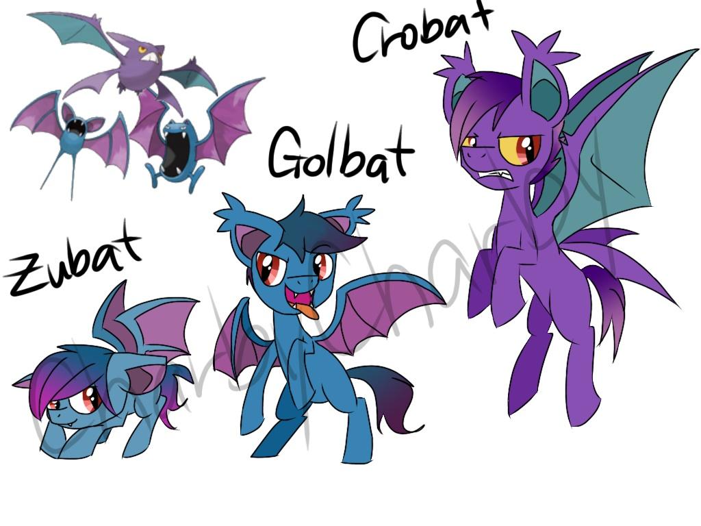 zubat_evolution_line_pony_adoptables___o