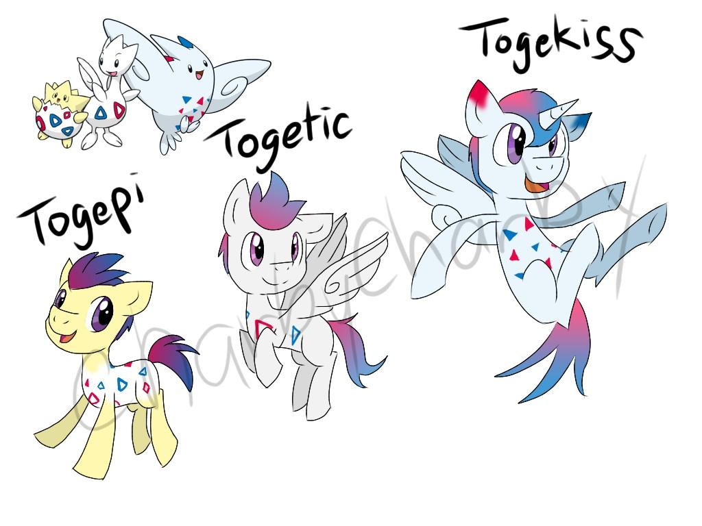 Image Gallery togepi evolution
