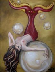 Mermaid Bubbles by RGlaze