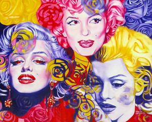 Bouquet Of Marilyn by RGlaze