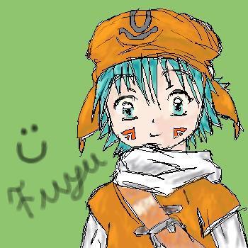 Shugo by fuyu-spirit