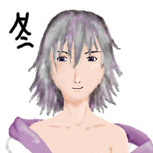 Ainokami---God of love... XP by fuyu-spirit