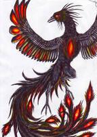 arcarija the sunphoenix by drosera-sundews