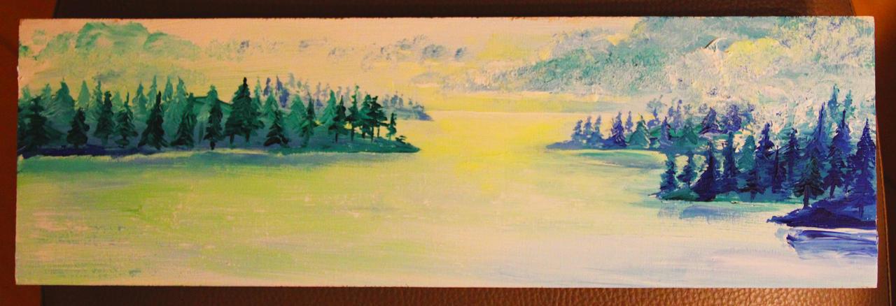 Swedish Waters by drosera-sundews