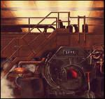 Engine-room