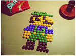 Skittles Luigi