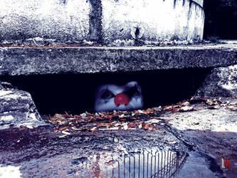 Clown by luiggi26