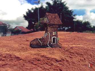 Boot House by luiggi26
