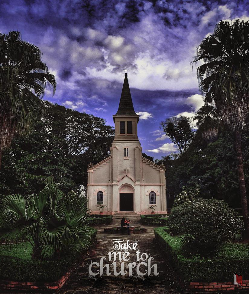 Take Me to Church by luiggi26