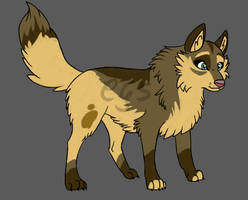 redesign of my first sona