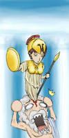 The Birth of Athena