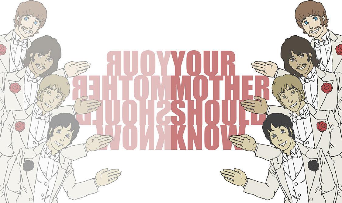 Beatles-YourMotherShouldKnow