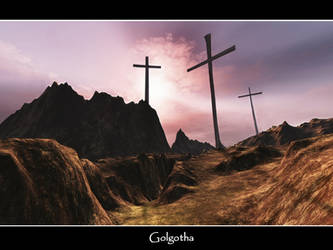 Golgotha by HorseLips