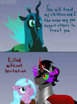 No Hesitation by Enigmadoodles