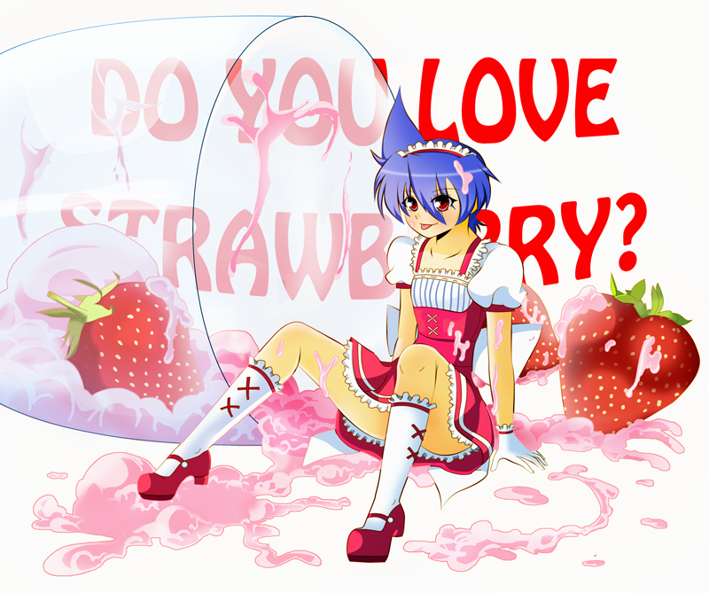 Strawberry? by LoRd-TaR