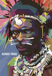 Asmat Tribe On WPAP
