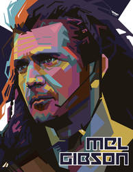 Mel Gibson On WPAP