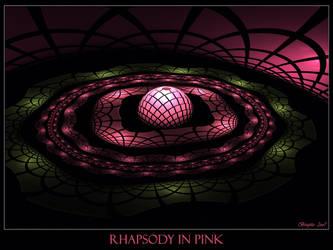 Rhapsody In Pink by Brigitte-Fredensborg