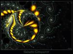 Galactic Conqueror by Brigitte-Fredensborg