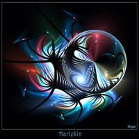 Harlekin by Brigitte-Fredensborg