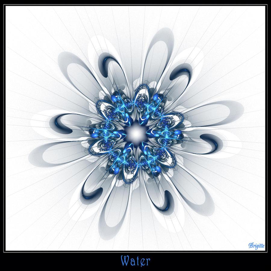 030 - Water by Brigitte-Fredensborg