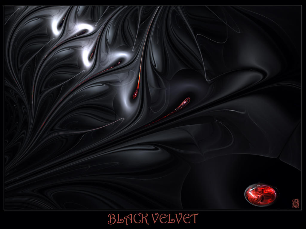 Black Velvet By Brigitte Fredensborg On Deviantart