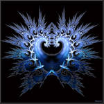 My Heart Is Frozen by Brigitte-Fredensborg