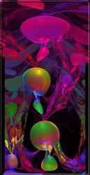 Funny Bubbles by Brigitte-Fredensborg