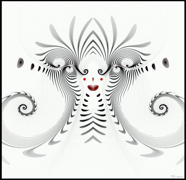 She's sooo... beautiful by Brigitte-Fredensborg