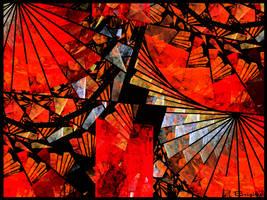 Screaming Colour by Brigitte-Fredensborg