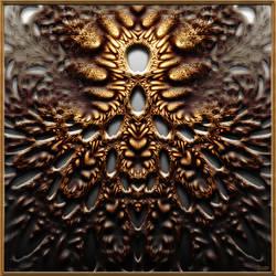 Carved Work by Brigitte-Fredensborg