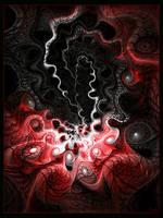 Pyroclastic Flow by Brigitte-Fredensborg