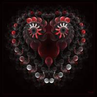 A Heart for Lea by Brigitte-Fredensborg