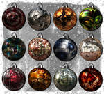 Christmas Balls Collection by Brigitte-Fredensborg