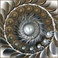 Flower Shield by Brigitte-Fredensborg