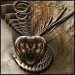 A Heart for Vern by Brigitte-Fredensborg