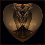 Schoko Herz 2