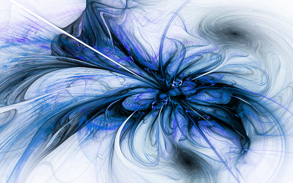 WP Blue Lily by Brigitte-Fredensborg