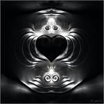 Heart in Silver