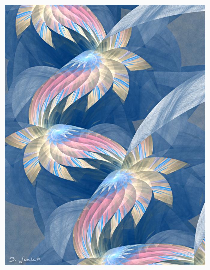 Spring Flowers - Challenge 60 by Brigitte-Fredensborg