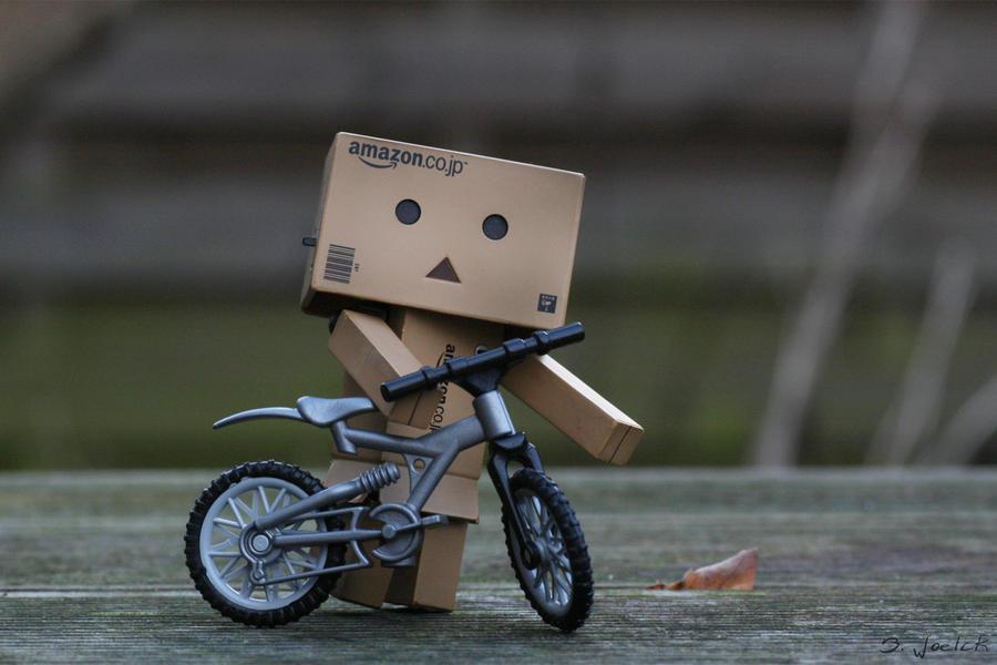 A new bike by Brigitte-Fredensborg